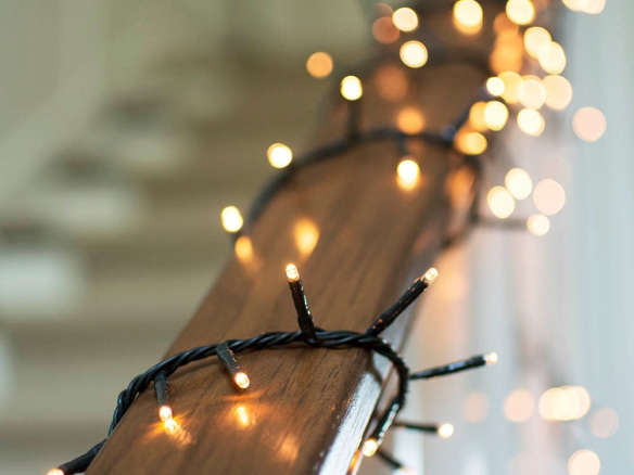 led commercial grade christmas cluster lights