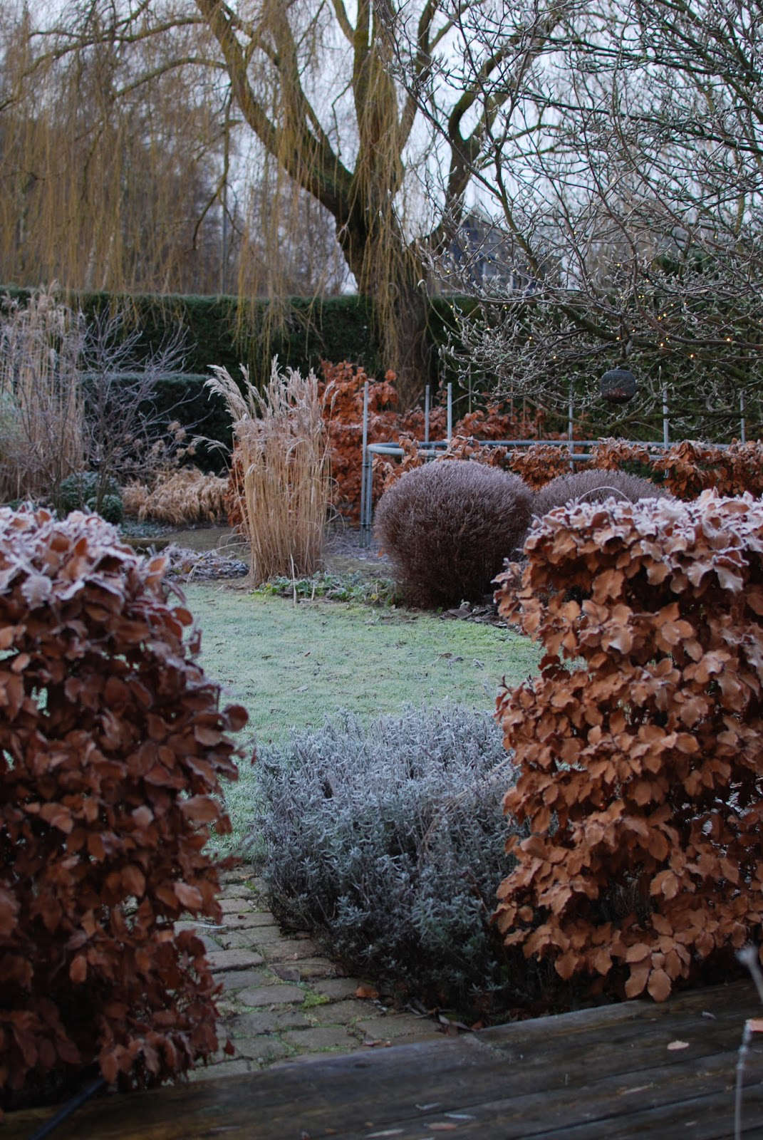 garden visit at home with maria dremo sundström in sweden