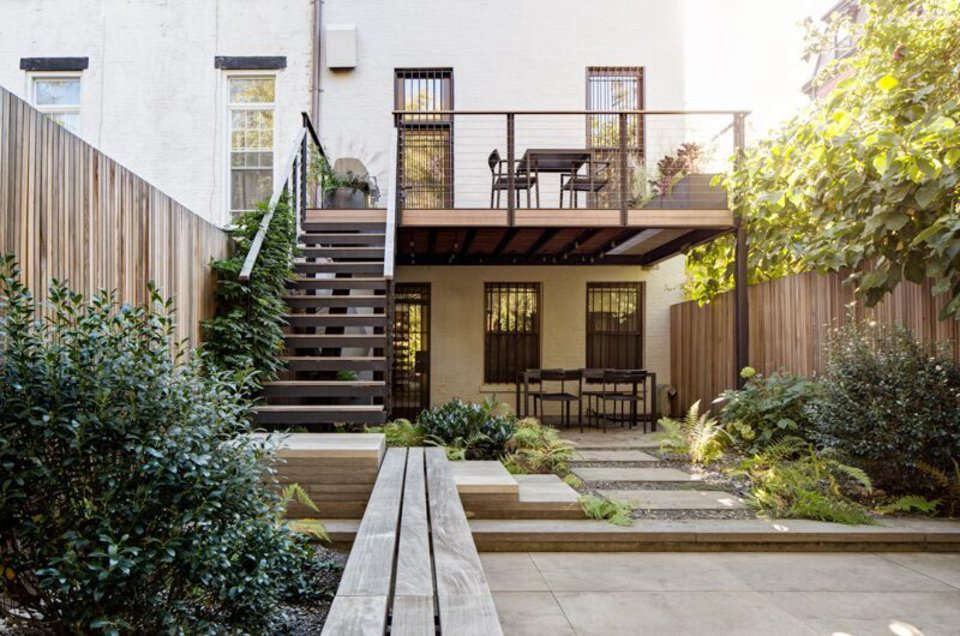 Superieur Garden Designer Visit: Brook Klausing Elevates A Brooklyn Backyard