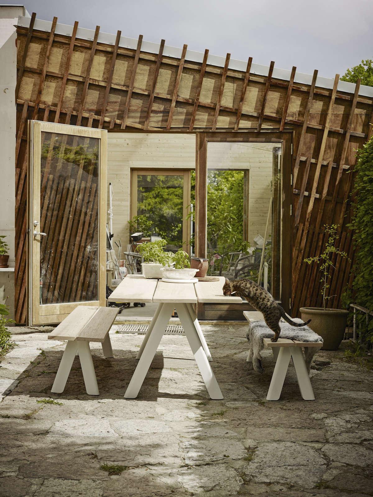 Outdoor Furniture: New From Skagerak In Denmark
