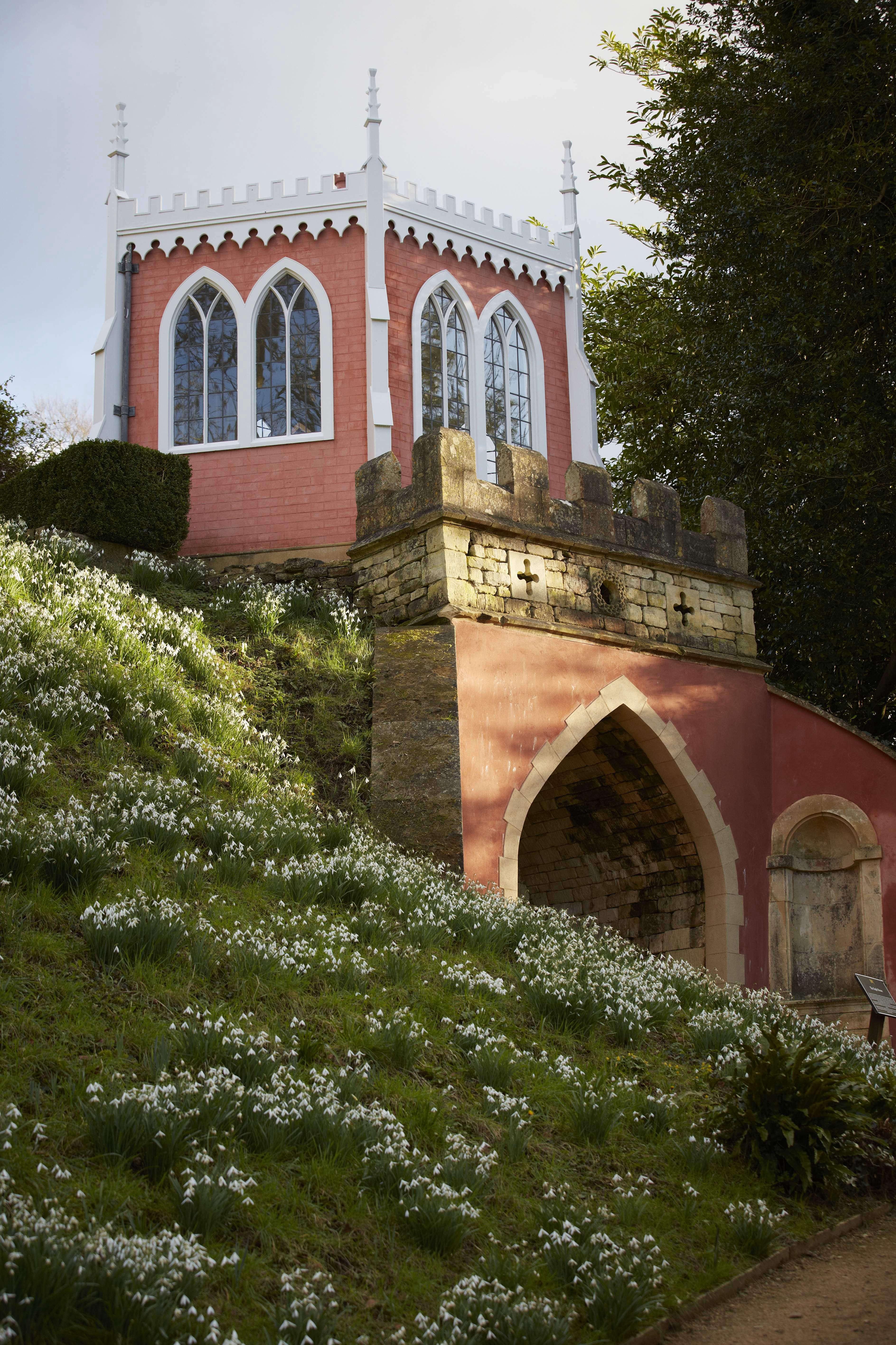 Garden Visit: Snowdrop Season at Painswick Rococo Garden - Gardenista