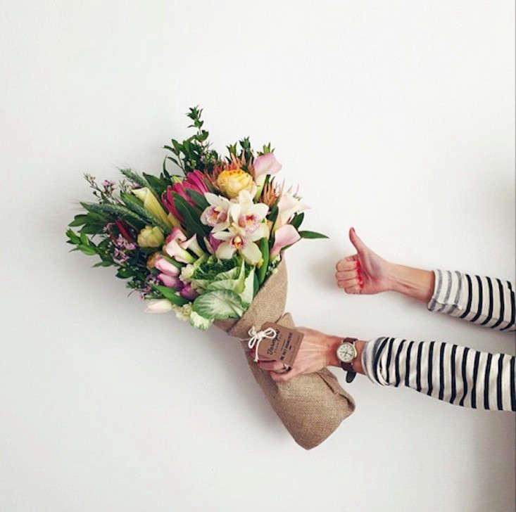 Valentines Day Bouquet Order Onmline Sf Delivery Gardenista
