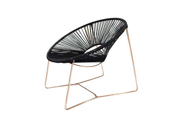 10 Easy Pieces Hoop Chairs For Patio And Poolside