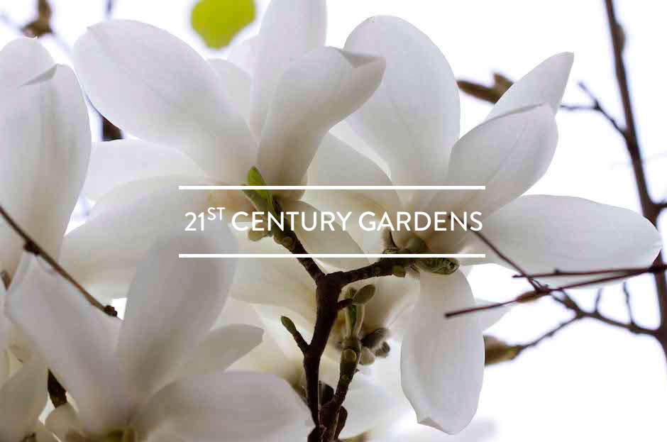 Table Of Contents 21st Century Gardens Gardenista