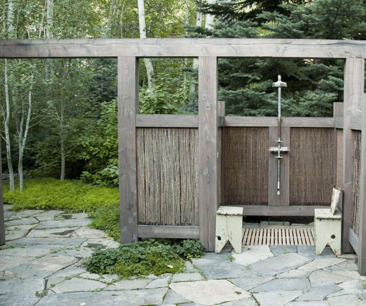 Outdoor Showers By Ben Young In Idaho