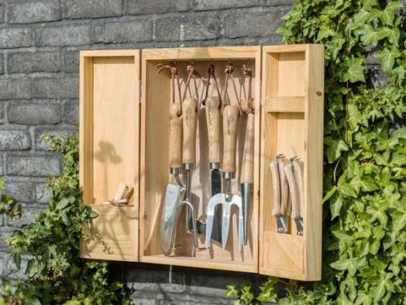 Emiel Garden Tool Box