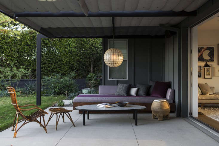 Bon See More At Designer Visit: An Indoor Outdoor LA