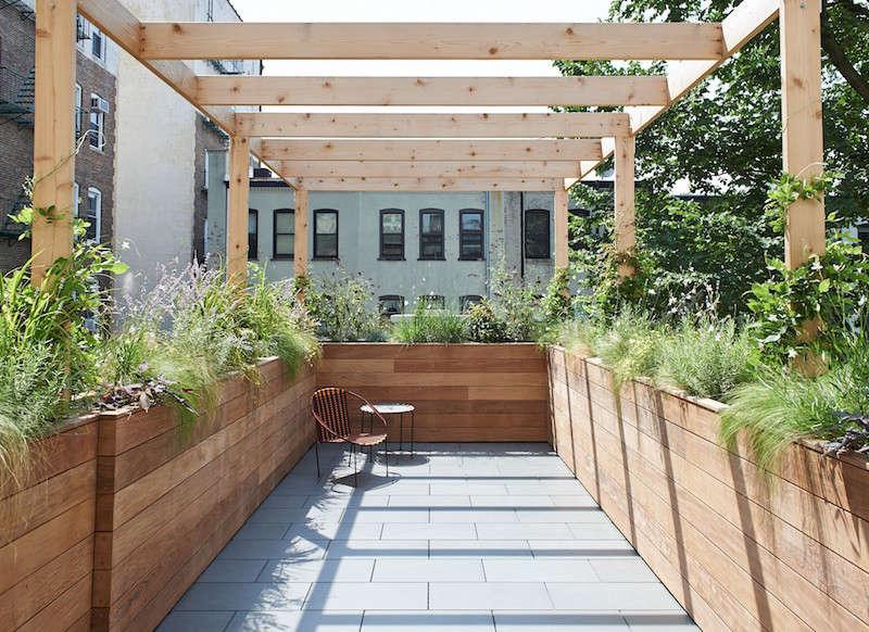 Architects' Garden Privacy Screens | Gardenista