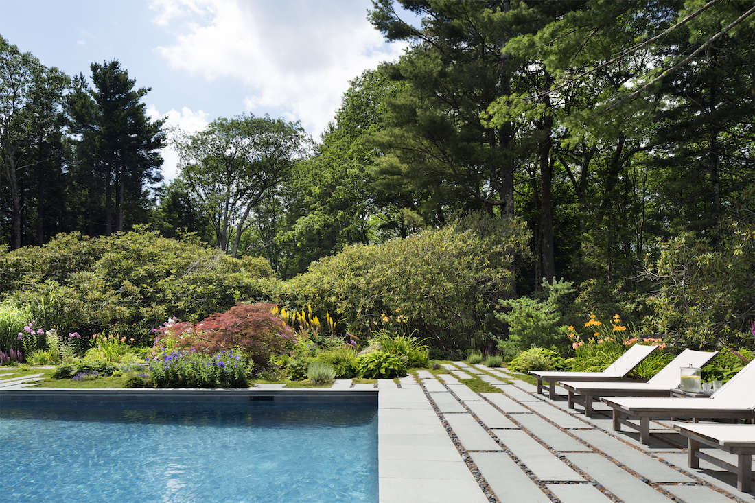 Moss Ledge Pool by O'Neill Rose Architects   Gardenista