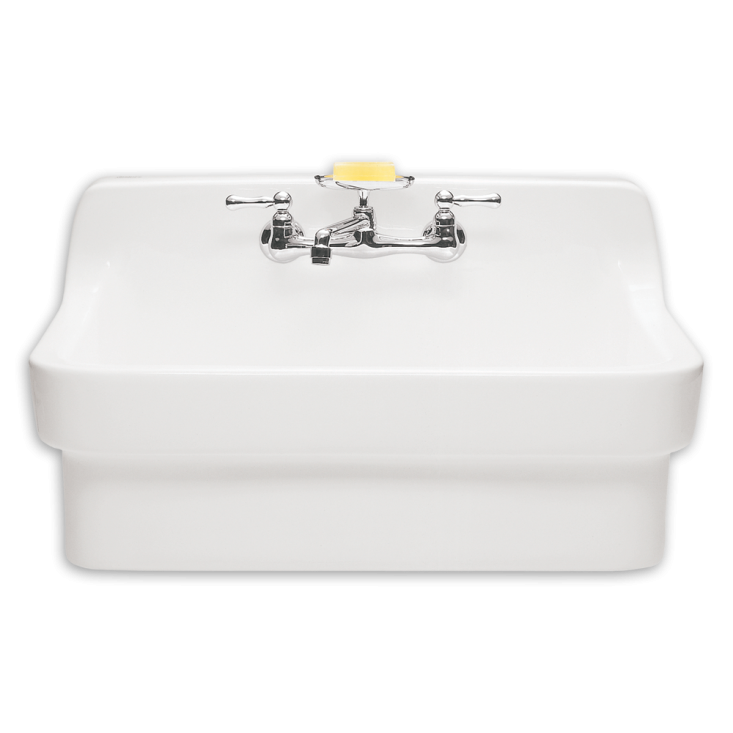 Marvelous All Purpose Wall Mounted Utility Sink American Standard