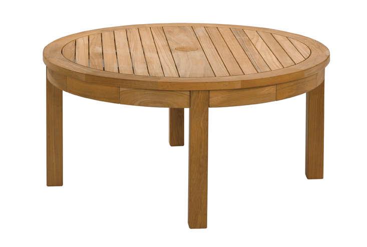 10 Easy Pieces Round Outdoor Coffee Tables Gardenista