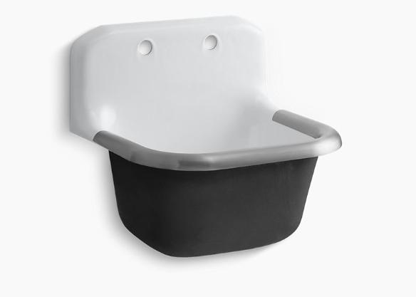 Kraus Kcv 121 Ch Chrome Ceramic Vessel Bathroom Sink