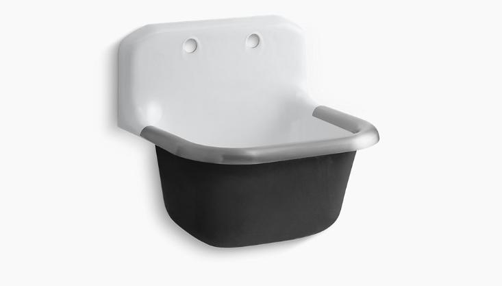 10 Easy Pieces Wall Mount Utility Sinks Gardenista