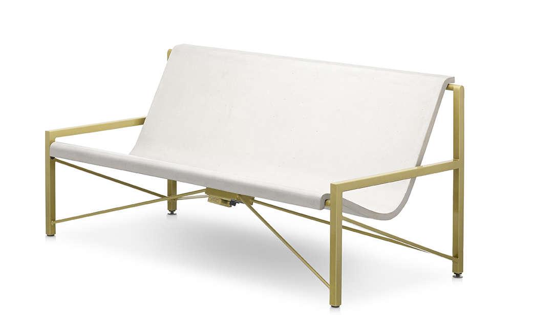 Marvelous Galanter U0026 Jones Heated Outdoor Furniture | Gardenista