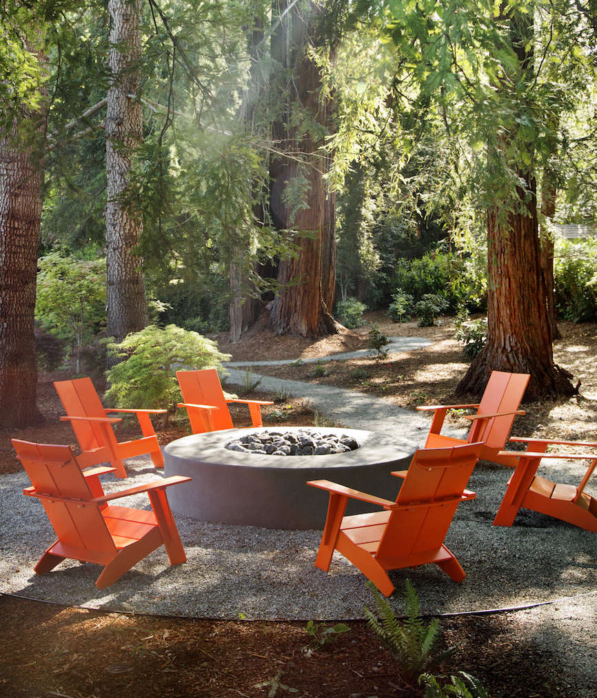 Outdoor Furniture Spotlight: Colorful, Recycled Designs ...