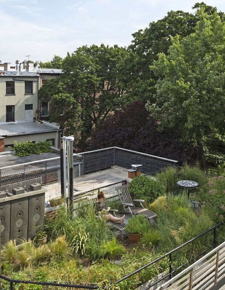 Landscape Design 10 Simple Layouts For Summer Roof Gardens Gardenista