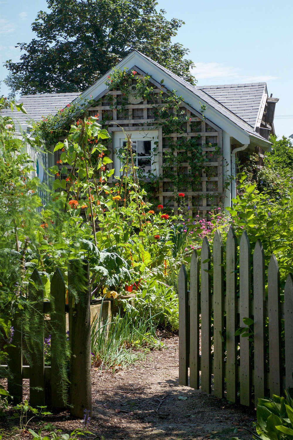 10 Ideas to Steal for Gardens of Ptown, vegetable patch, Gardenista