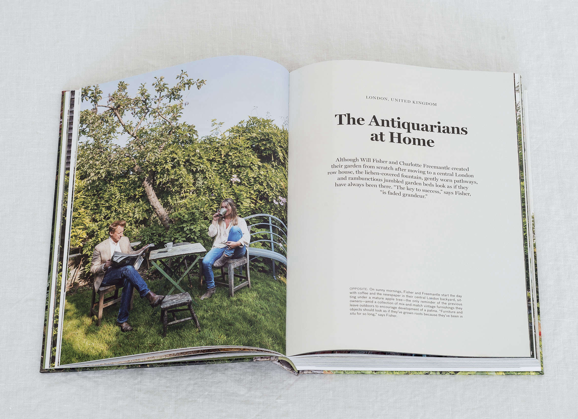 announcing our new gardenista book remodelista