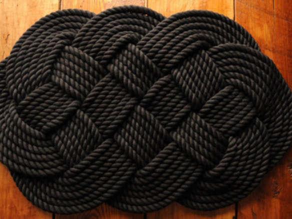 Nautical Rope Rug
