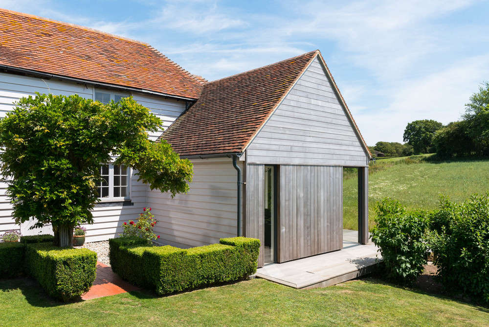 A Marriage Of Past And Present Modern English Cottage From Another Century