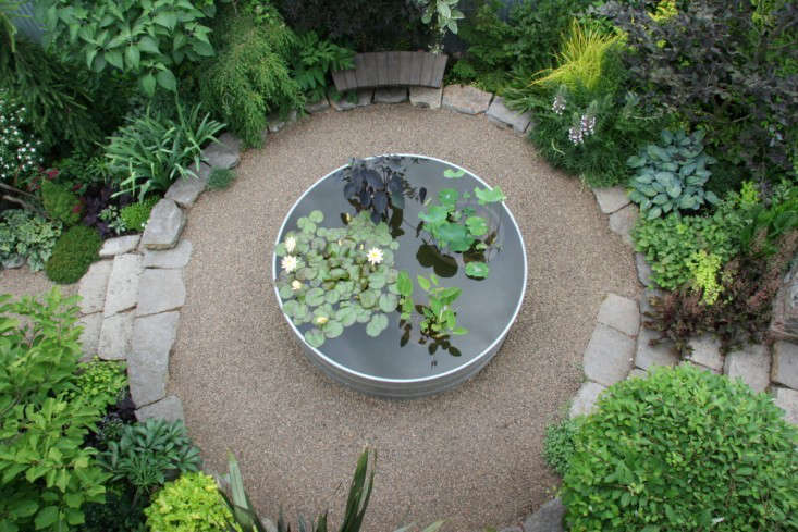 In Their Suburban Backyard In Eugene, OR, Landscape Designers Buell  Steelman And Rebecca Sams