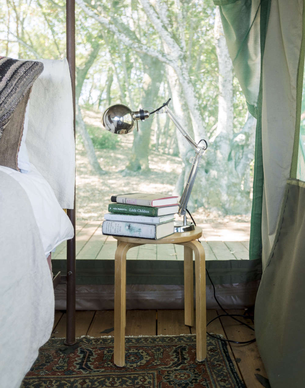 Gardenista Book Sneak Peek: Glamping in Napa - Gardenista
