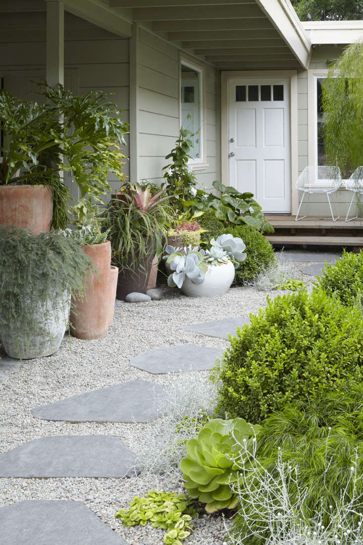 14 Ideas to Make a Small Garden Look Bigger - Gardenista