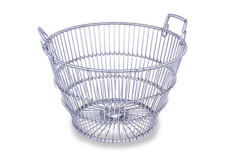 wire-clam-basket