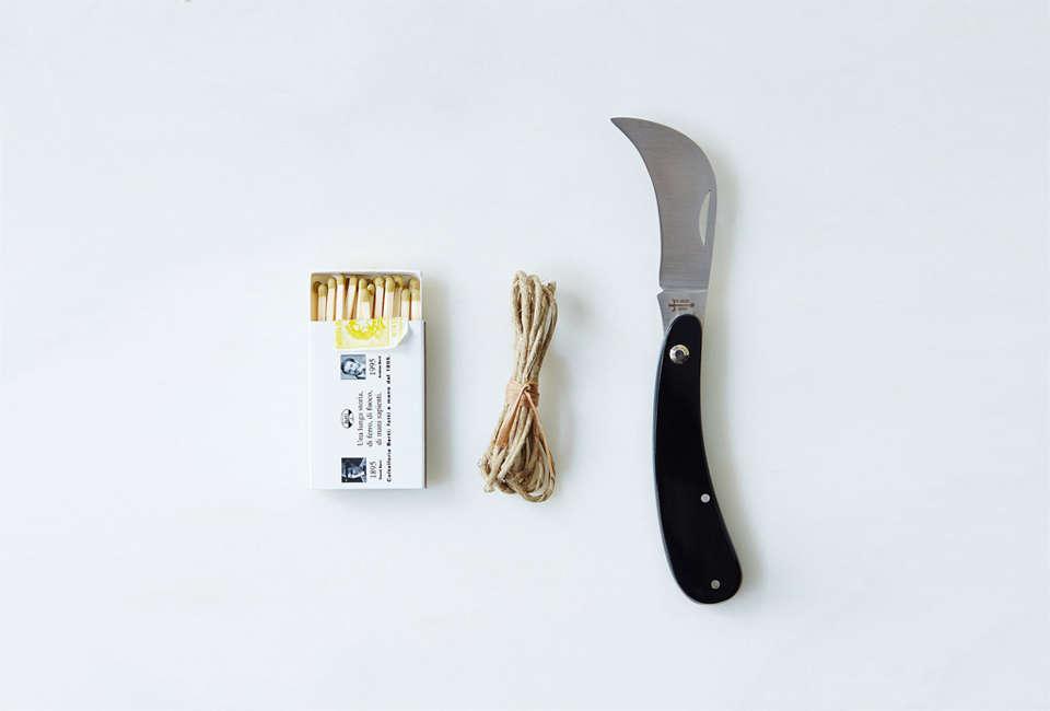 Berti Italian Foraging Pocket Knife