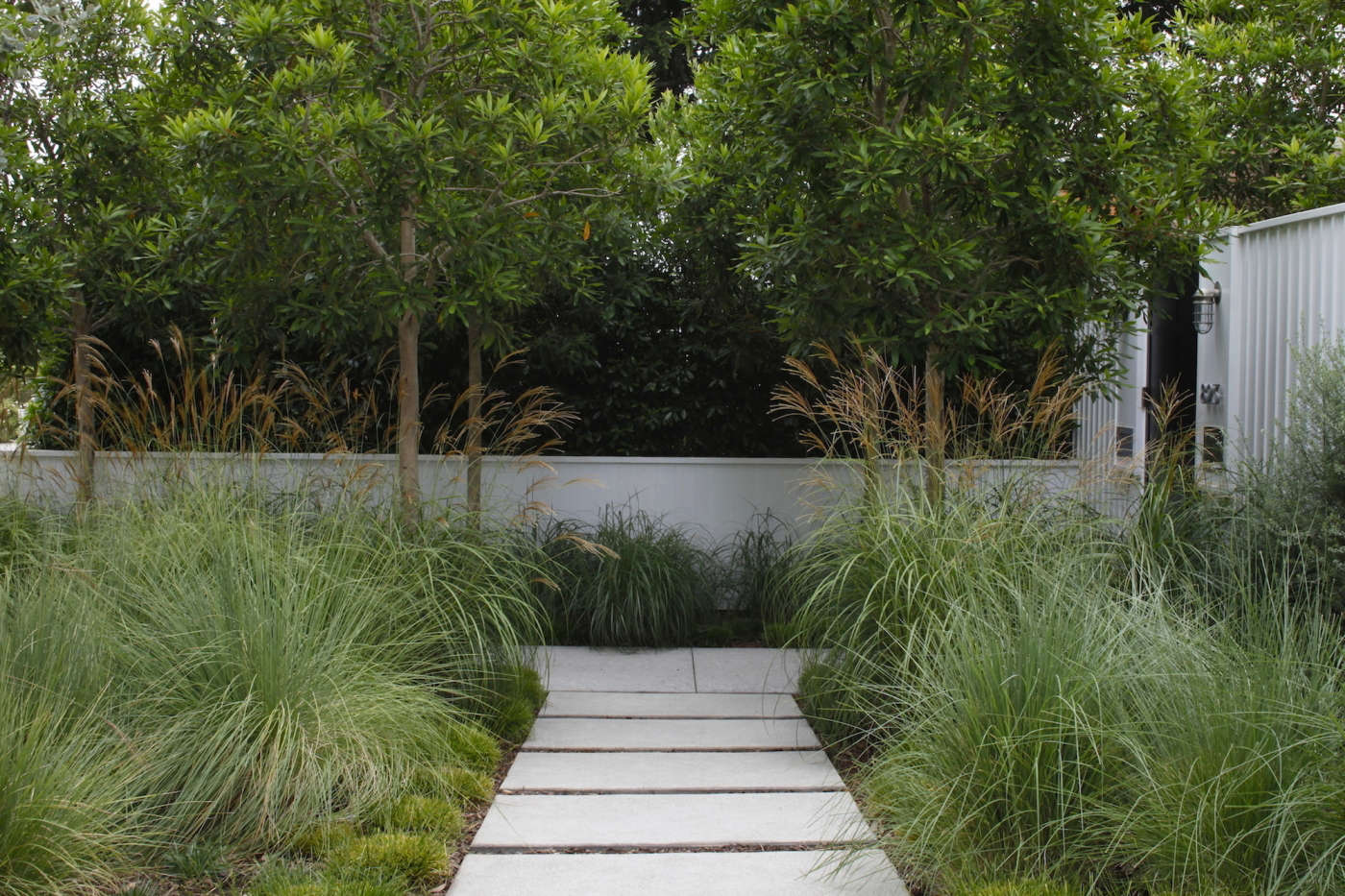 Landscape Architect Visit A Refined Family Garden With