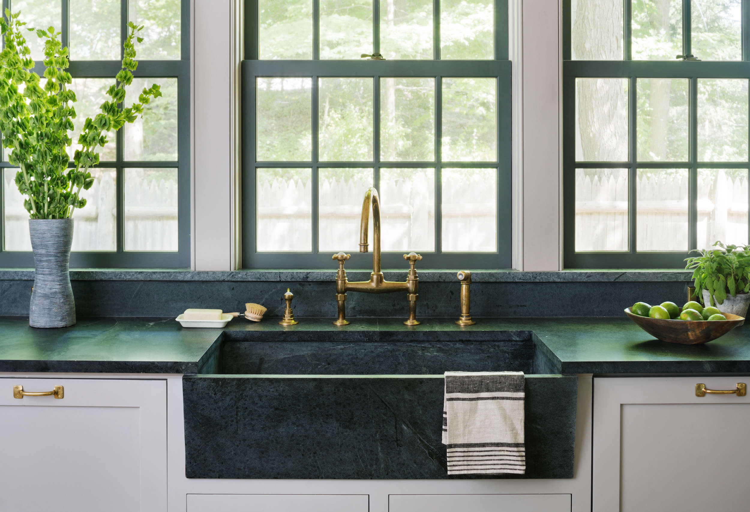 Trending on Remodelista: Everything You Need for a Modern ... on Farmhouse Countertops  id=88300