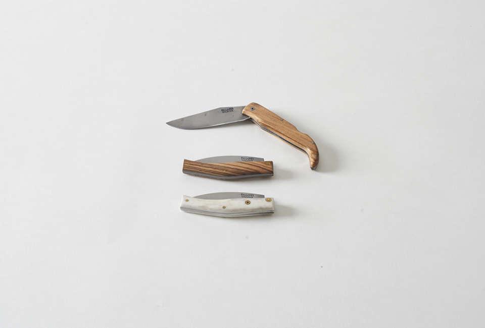 Pallares Solsona Bone Pocket Knife