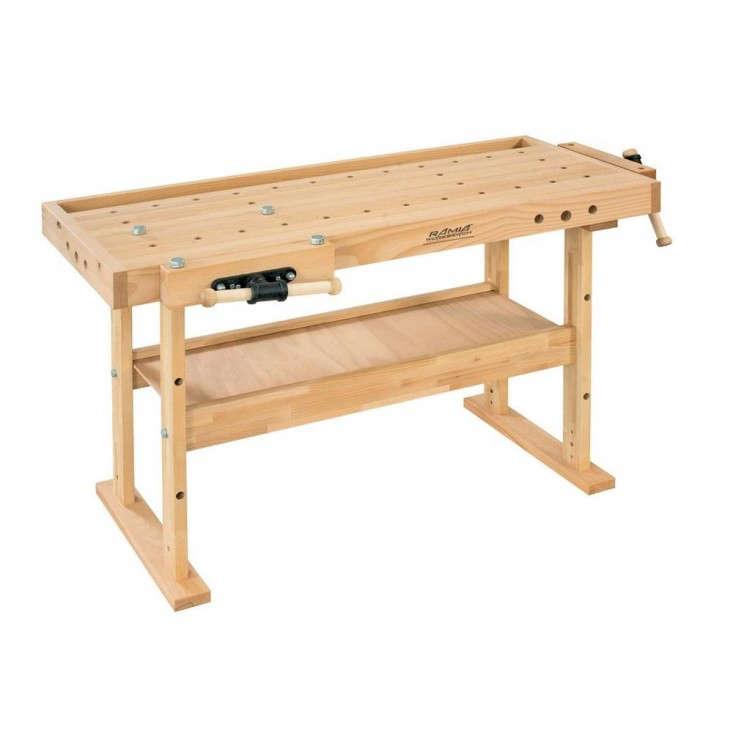 10 Easy Pieces Wooden Workbenches Gardenista