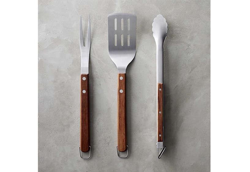 不锈钢烤烤器用烤包的皮革工具