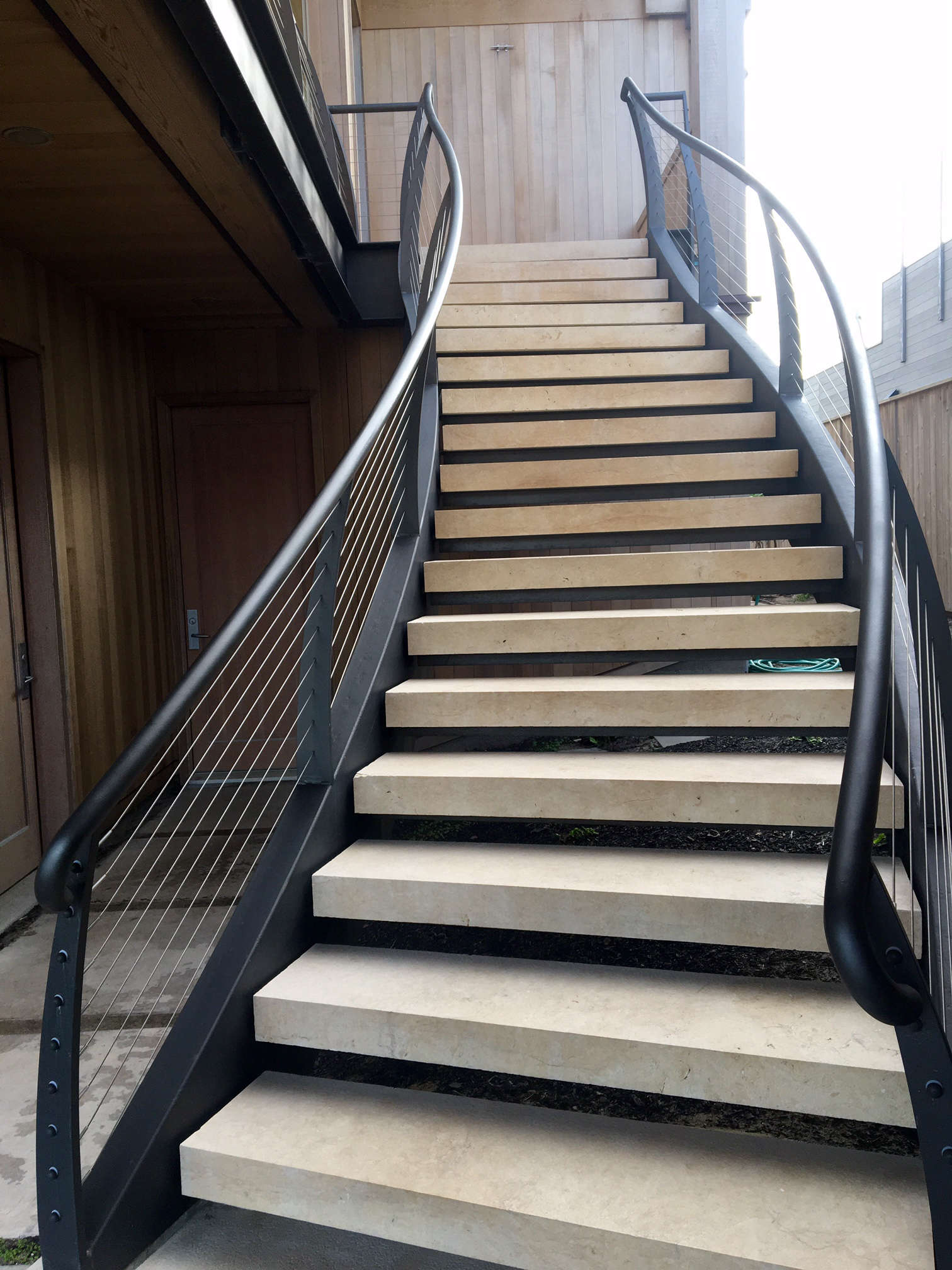 What Are The Different Styles Of Stairways?