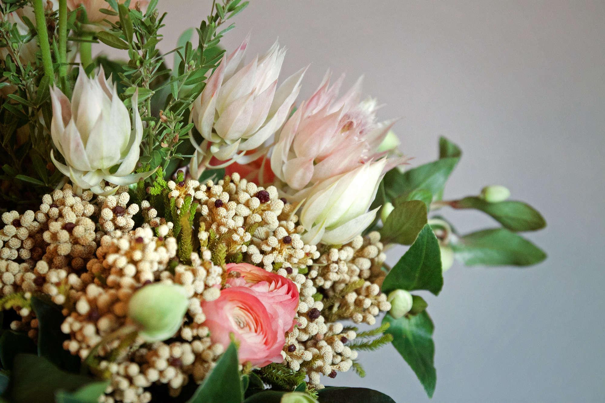 NYC Flower Market: 5 Floral Arrangements for $200 - Gardenista