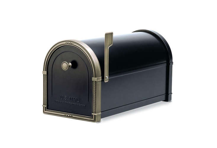 Fascinating Ace Hardware Mailbox Post Part - 20: Gibralter-mailboxes-tuff-body-home-depot