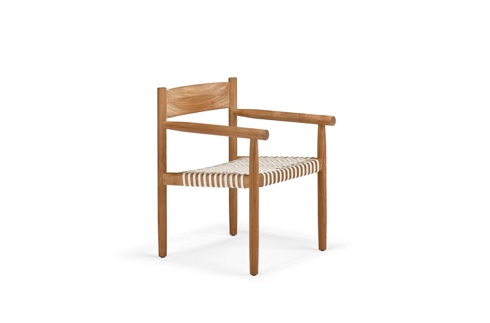 Sleek Teak A New Outdoor Furniture Collection by Barber & Osgerby