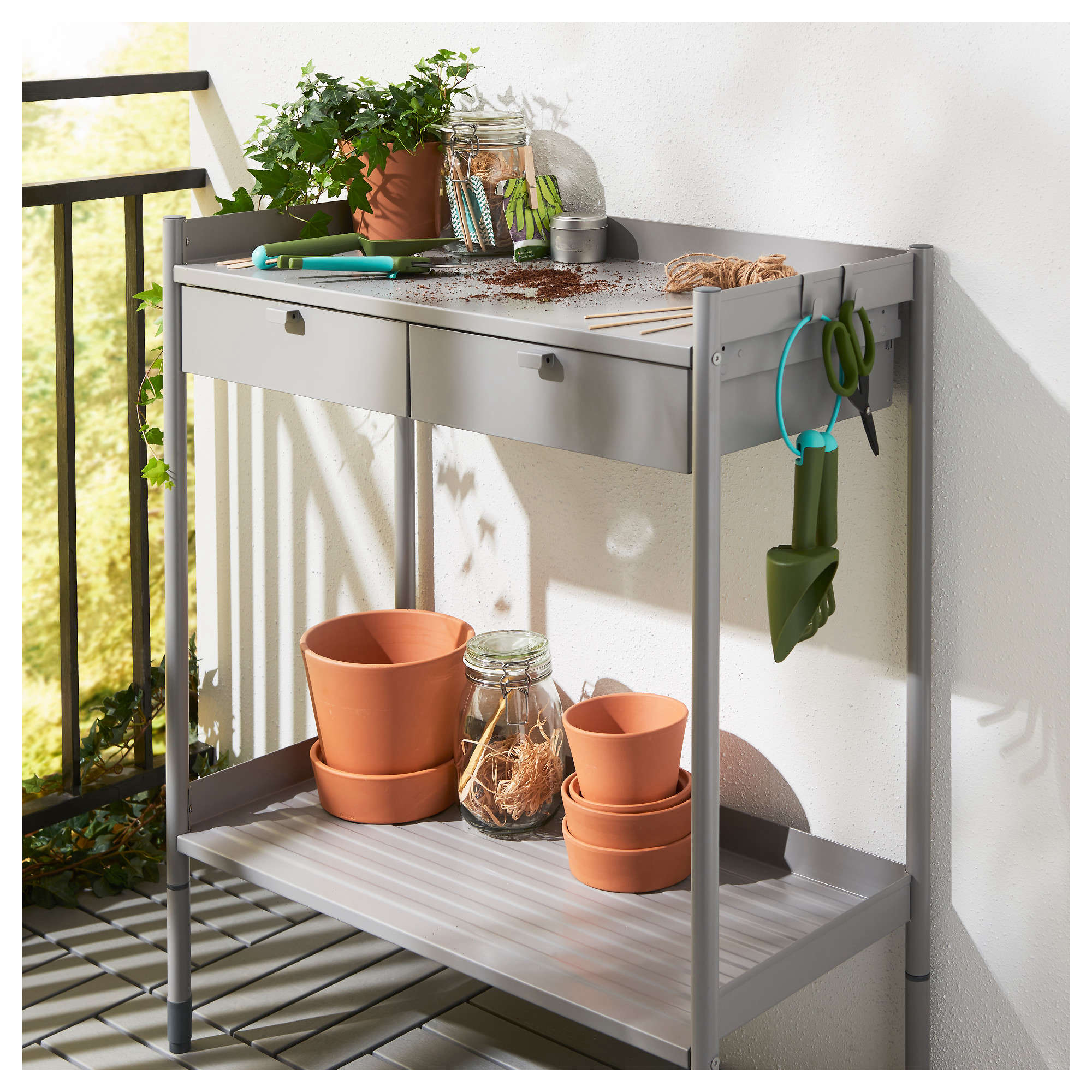 Best of Ikea 5: Potting Shed and Garden Storage - Gardenista