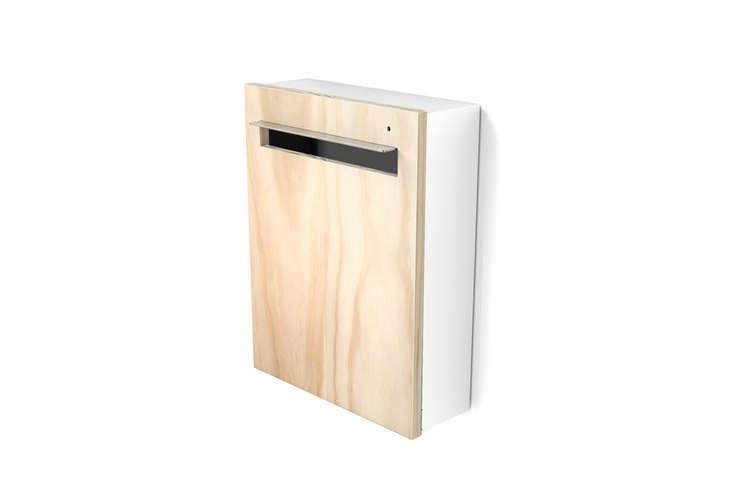 Javi modern letterbox