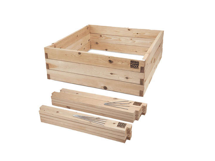 10 Easy Pieces Raised Bed Kits Gardenista