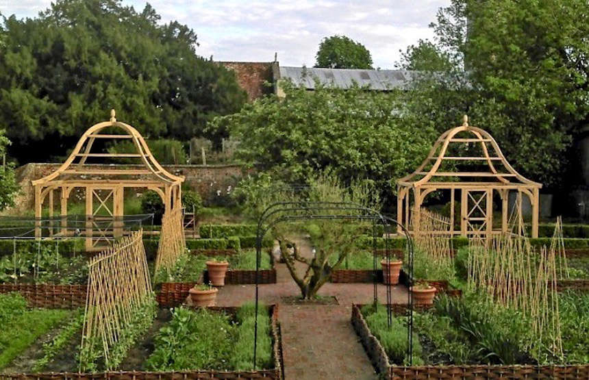 Hardscaping 101 Fruit Cages Gardenista
