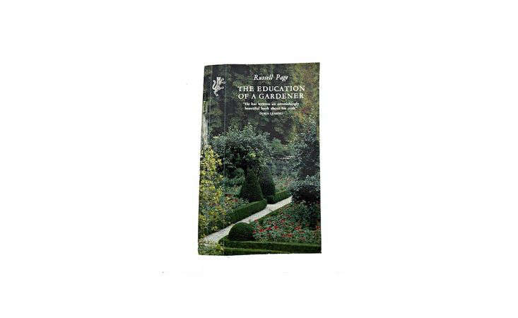 The Education Of A Gardener by Russell Page is $5.16 for a paperback copy from Amazon.