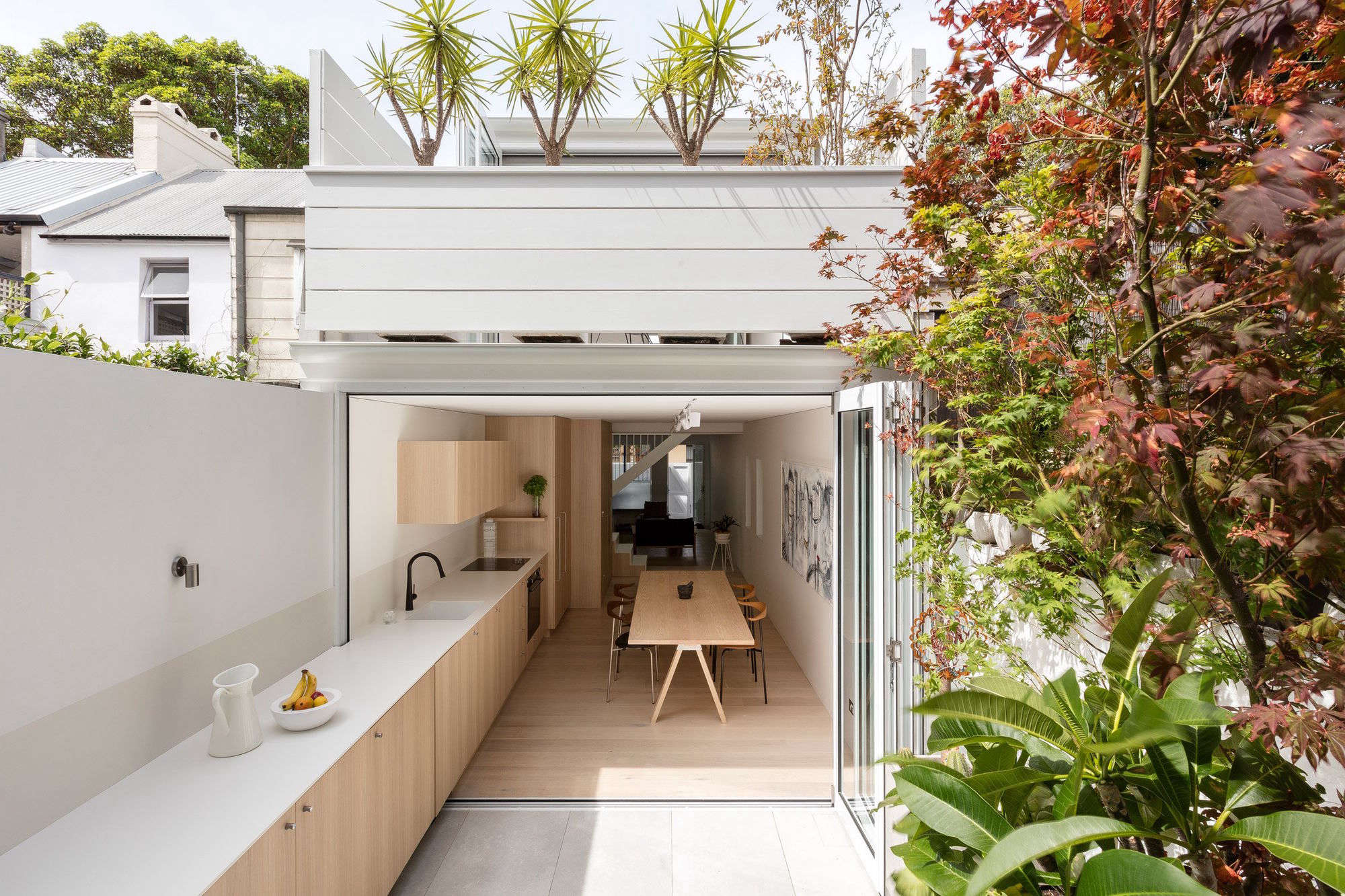 Charmant Architect Visit: An Indoor Outdoor Kitchen In Sydney