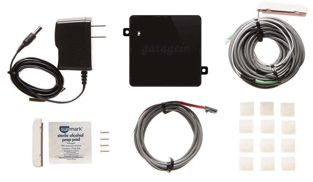Hardware 101 Smart Garage Door Controllers Gardenista