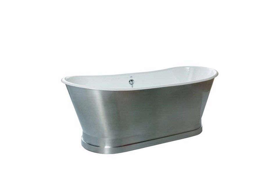 cheviot balmoral cast iron bathtub