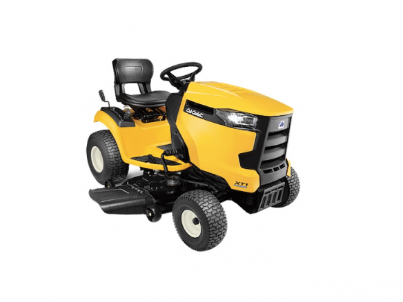 Riding Lawn Mowers Cub : Easy pieces riding lawn mowers gardenista