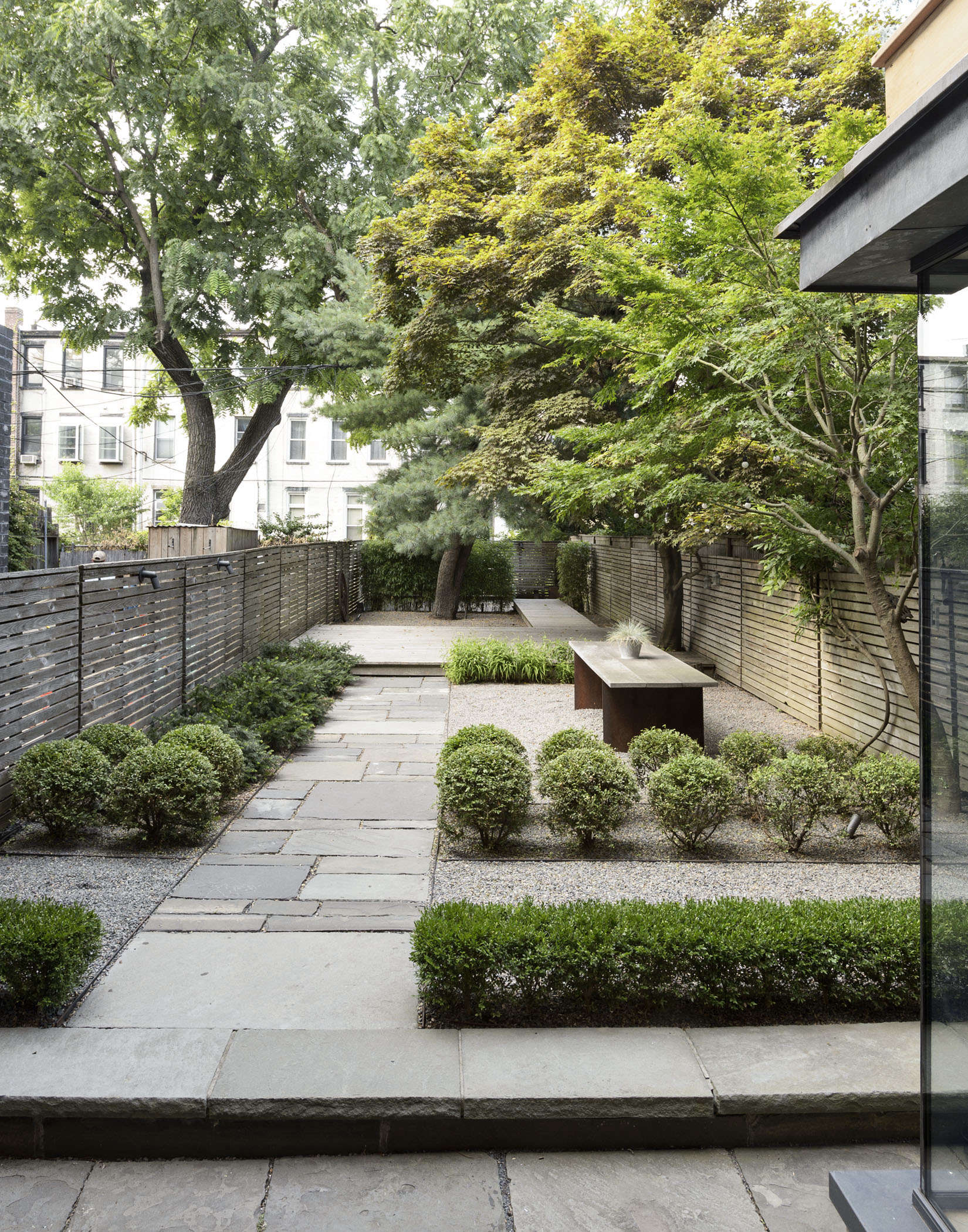 Privacy Landscaping: How to Use Plants in a City Garden ...
