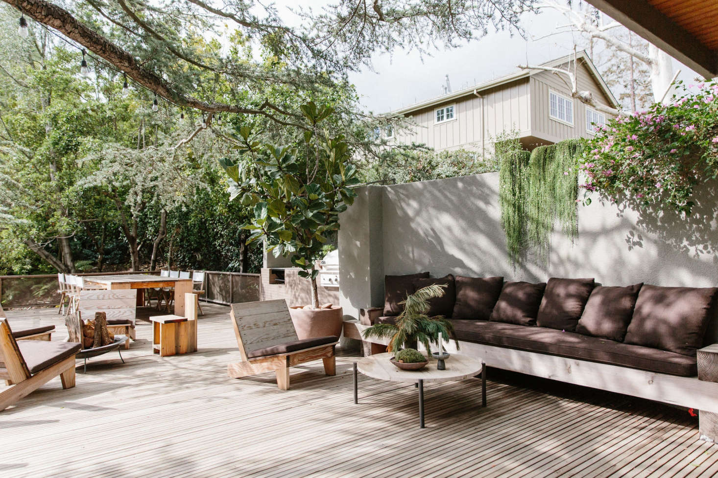 The New Outdoor Living Room 10 Favorite Built In Sofas For Decks