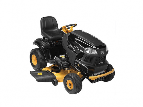 Craftsman Riding Lawn Mower With Bluetooth Technology